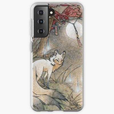 Fox and Wisps Samsung Galaxy Case and Skin