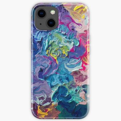 Abstract Rainbow iPhone Case and Cover