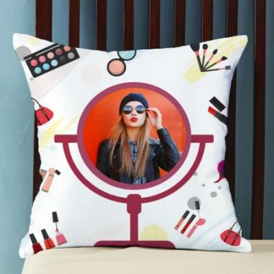 Your Makeup Personalized Cushion